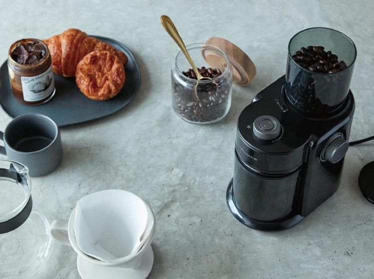 電動コーヒーミルのおすすめを紹介