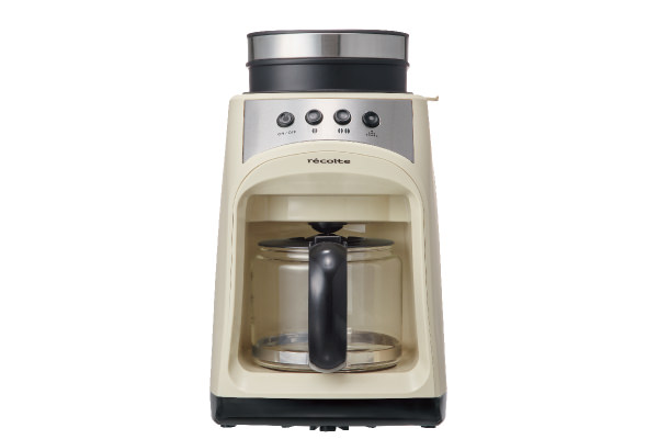 grind drip coffee maker fika products récolte